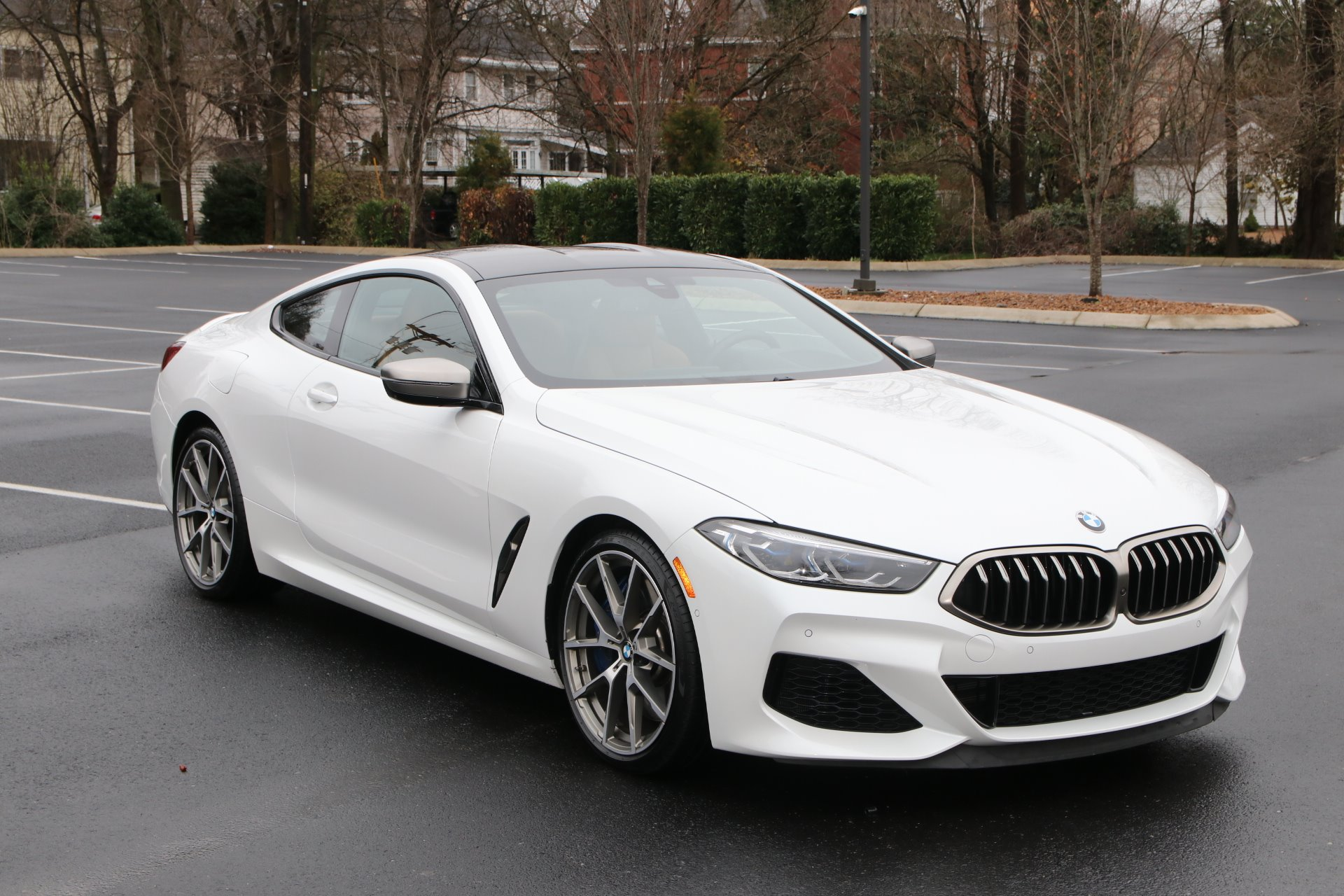 Used 2019 BMW M850I Xdrive Coupe AWD W/NAV M850i xDrive for sale Sold at Auto Collection in Murfreesboro TN 37130 1