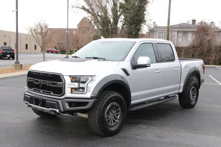 Used 2019 Ford F-150 Raptor Crew cab 4x4 Raptor for sale Sold at Auto Collection in Murfreesboro TN 37130 2