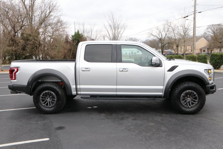 Used 2019 Ford F-150 Raptor Crew cab 4x4 Raptor for sale Sold at Auto Collection in Murfreesboro TN 37130 8