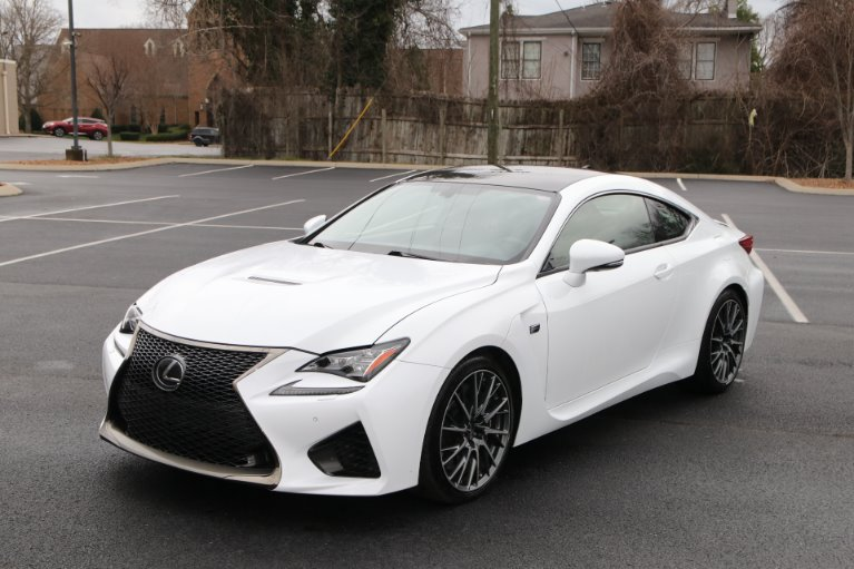 Used 2015 Lexus RC F Performance W/NAV for sale Sold at Auto Collection in Murfreesboro TN 37130 2