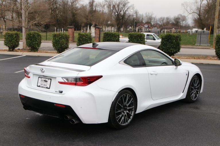 Used 2015 Lexus RC F Performance W/NAV for sale Sold at Auto Collection in Murfreesboro TN 37130 3