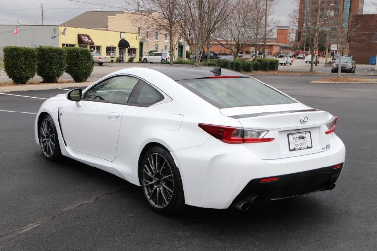 Used 2015 Lexus RC F Performance W/NAV for sale Sold at Auto Collection in Murfreesboro TN 37130 4