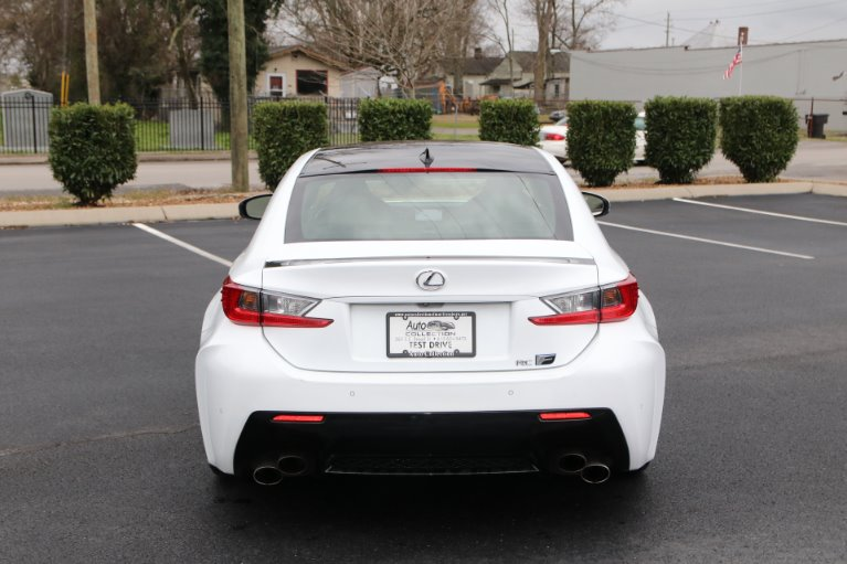 Used 2015 Lexus RC F Performance W/NAV for sale Sold at Auto Collection in Murfreesboro TN 37130 6
