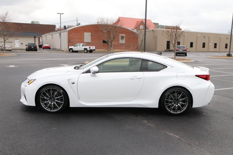 Used 2015 Lexus RC F Performance W/NAV for sale Sold at Auto Collection in Murfreesboro TN 37130 7
