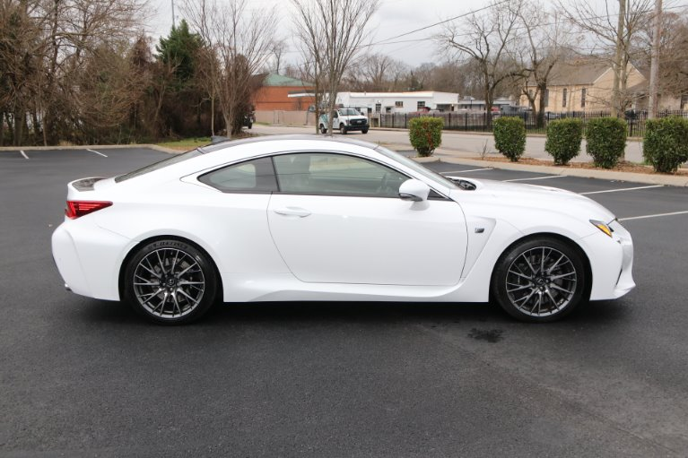 Used 2015 Lexus RC F Performance W/NAV for sale Sold at Auto Collection in Murfreesboro TN 37130 8