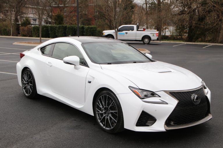 Used 2015 Lexus RC F Performance W/NAV for sale Sold at Auto Collection in Murfreesboro TN 37130 1