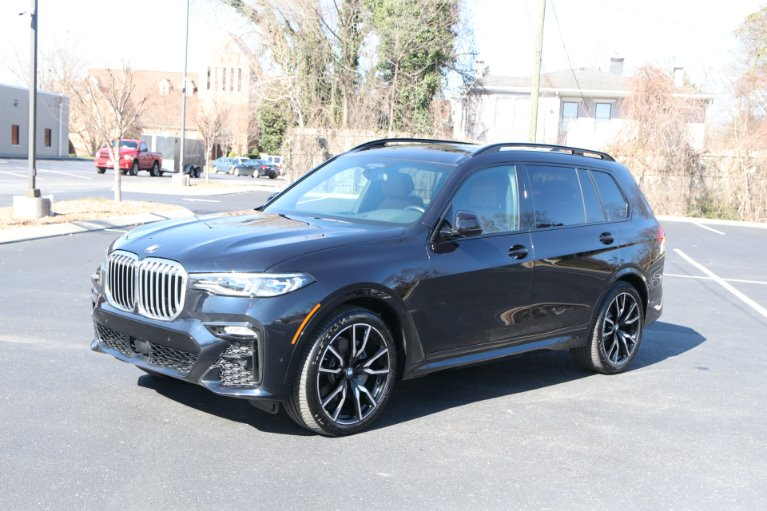 Used 2019 BMW X7 xDrive50I M Sport AWD W/NAV xDrive50i for sale Sold at Auto Collection in Murfreesboro TN 37130 2