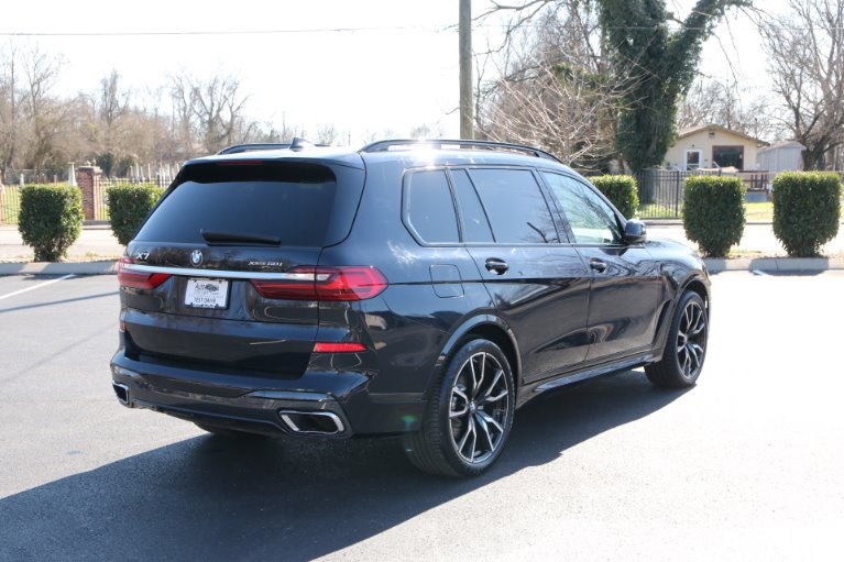Used 2019 BMW X7 xDrive50I M Sport AWD W/NAV xDrive50i for sale Sold at Auto Collection in Murfreesboro TN 37130 3