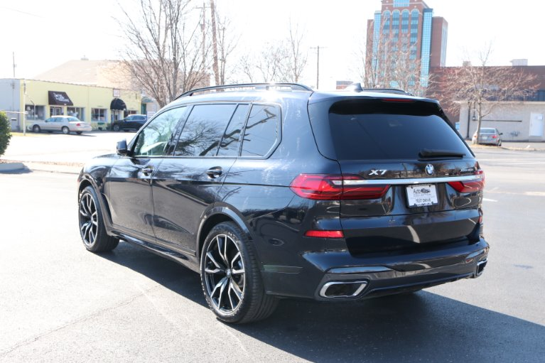 Used 2019 BMW X7 xDrive50I M Sport AWD W/NAV xDrive50i for sale Sold at Auto Collection in Murfreesboro TN 37130 4