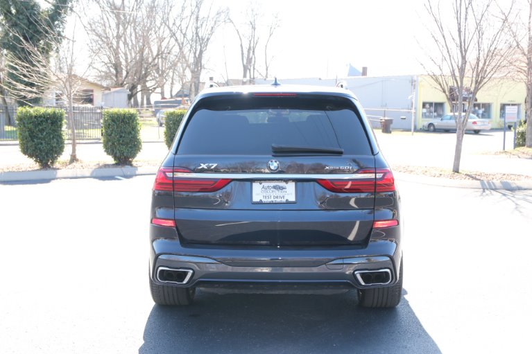 Used 2019 BMW X7 xDrive50I M Sport AWD W/NAV xDrive50i for sale Sold at Auto Collection in Murfreesboro TN 37130 6