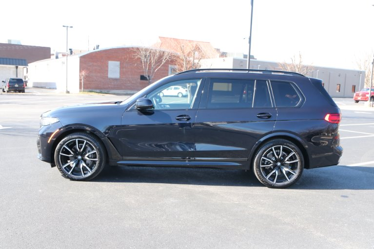 Used 2019 BMW X7 xDrive50I M Sport AWD W/NAV xDrive50i for sale Sold at Auto Collection in Murfreesboro TN 37129 7