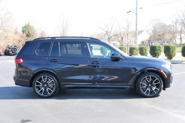 Used 2019 BMW X7 xDrive50I M Sport AWD W/NAV xDrive50i for sale Sold at Auto Collection in Murfreesboro TN 37130 8