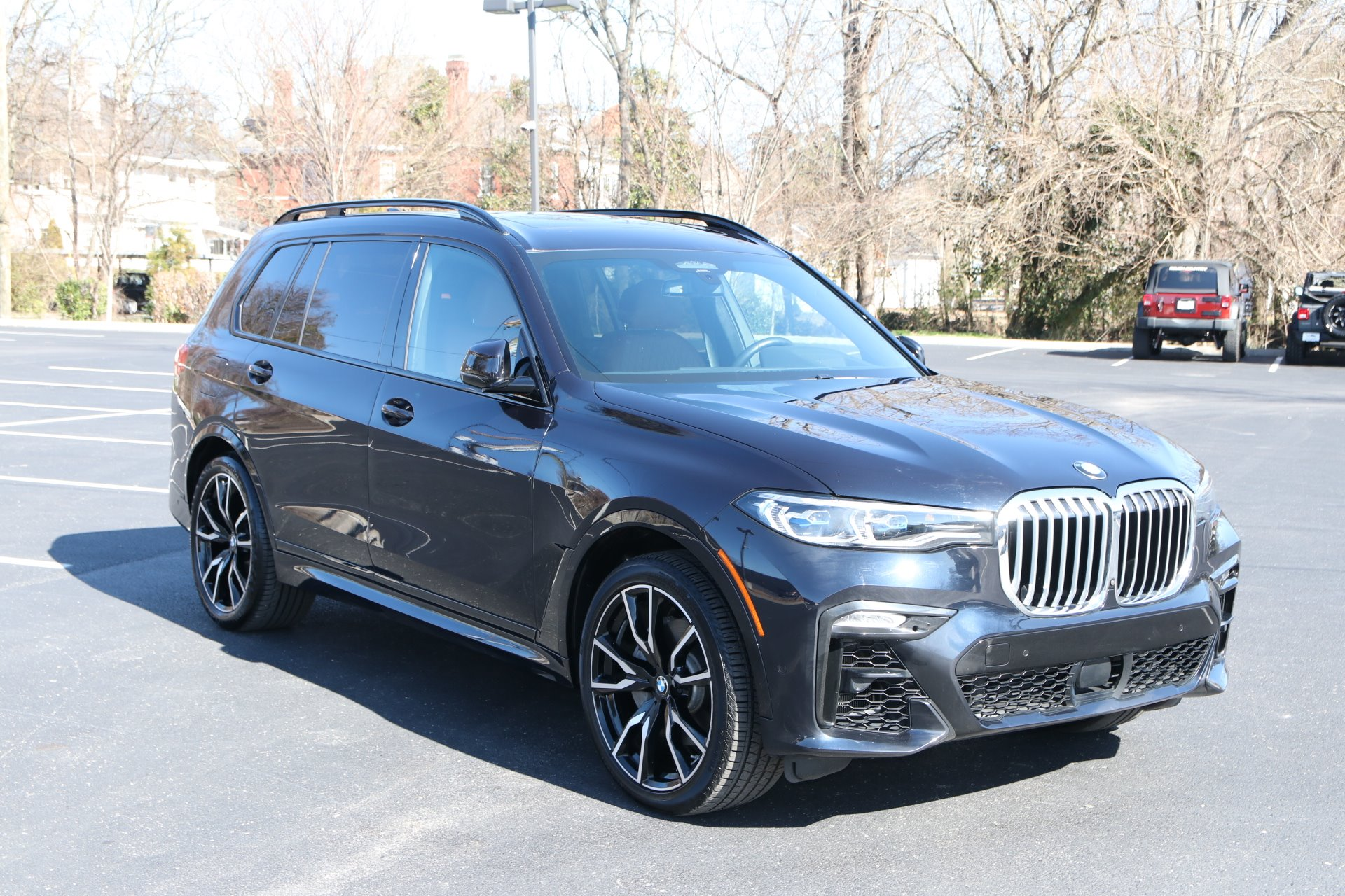 Used 2019 BMW X7 xDrive50I M Sport AWD W/NAV xDrive50i for sale Sold at Auto Collection in Murfreesboro TN 37129 1