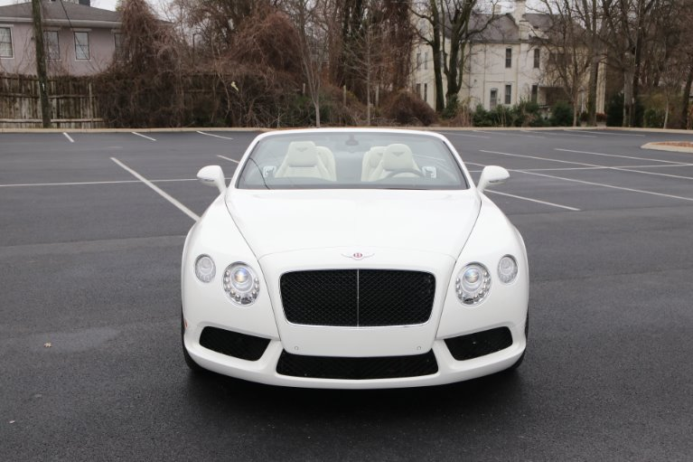 Used 2014 Bentley Continental GTC V8 W/NAV GT V8 for sale Sold at Auto Collection in Murfreesboro TN 37130 5