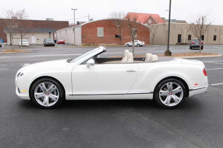 Used 2014 Bentley Continental GTC V8 W/NAV GT V8 for sale Sold at Auto Collection in Murfreesboro TN 37130 7