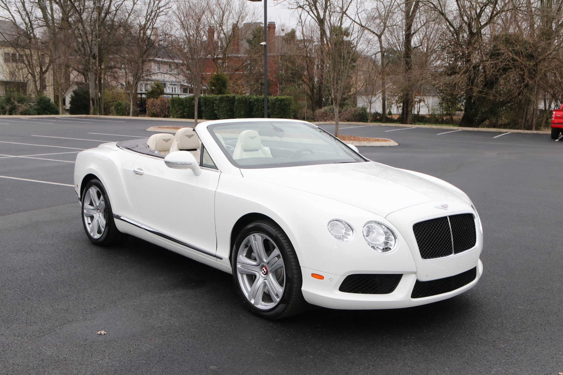 Used 2014 Bentley Continental GTC V8 W/NAV GT V8 for sale Sold at Auto Collection in Murfreesboro TN 37130 1