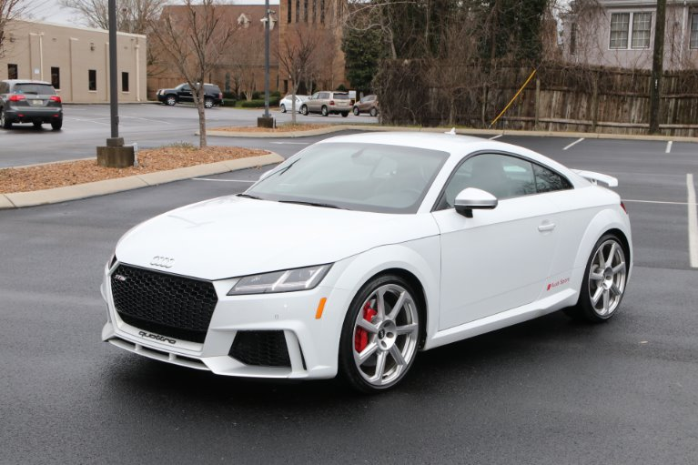 Used 2018 Audi TT RS Quattro S tronic W/NAV 2.5T quattro for sale Sold at Auto Collection in Murfreesboro TN 37130 2