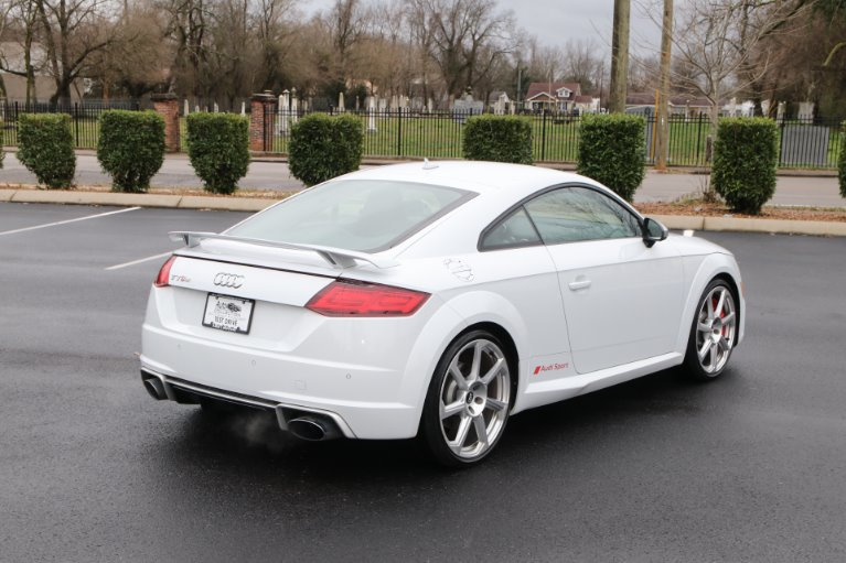 Used 2018 Audi TT RS Quattro S tronic W/NAV 2.5T quattro for sale Sold at Auto Collection in Murfreesboro TN 37130 3