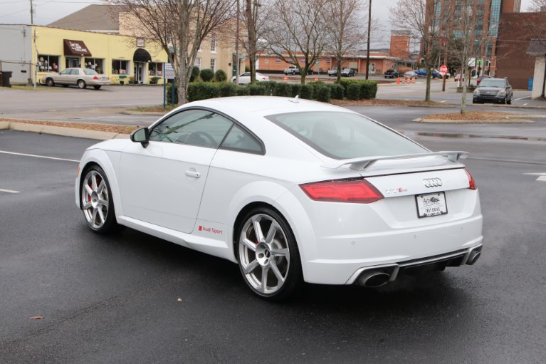 Used 2018 Audi TT RS Quattro S tronic W/NAV 2.5T quattro for sale Sold at Auto Collection in Murfreesboro TN 37130 4