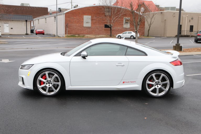 Used 2018 Audi TT RS Quattro S tronic W/NAV 2.5T quattro for sale Sold at Auto Collection in Murfreesboro TN 37130 7