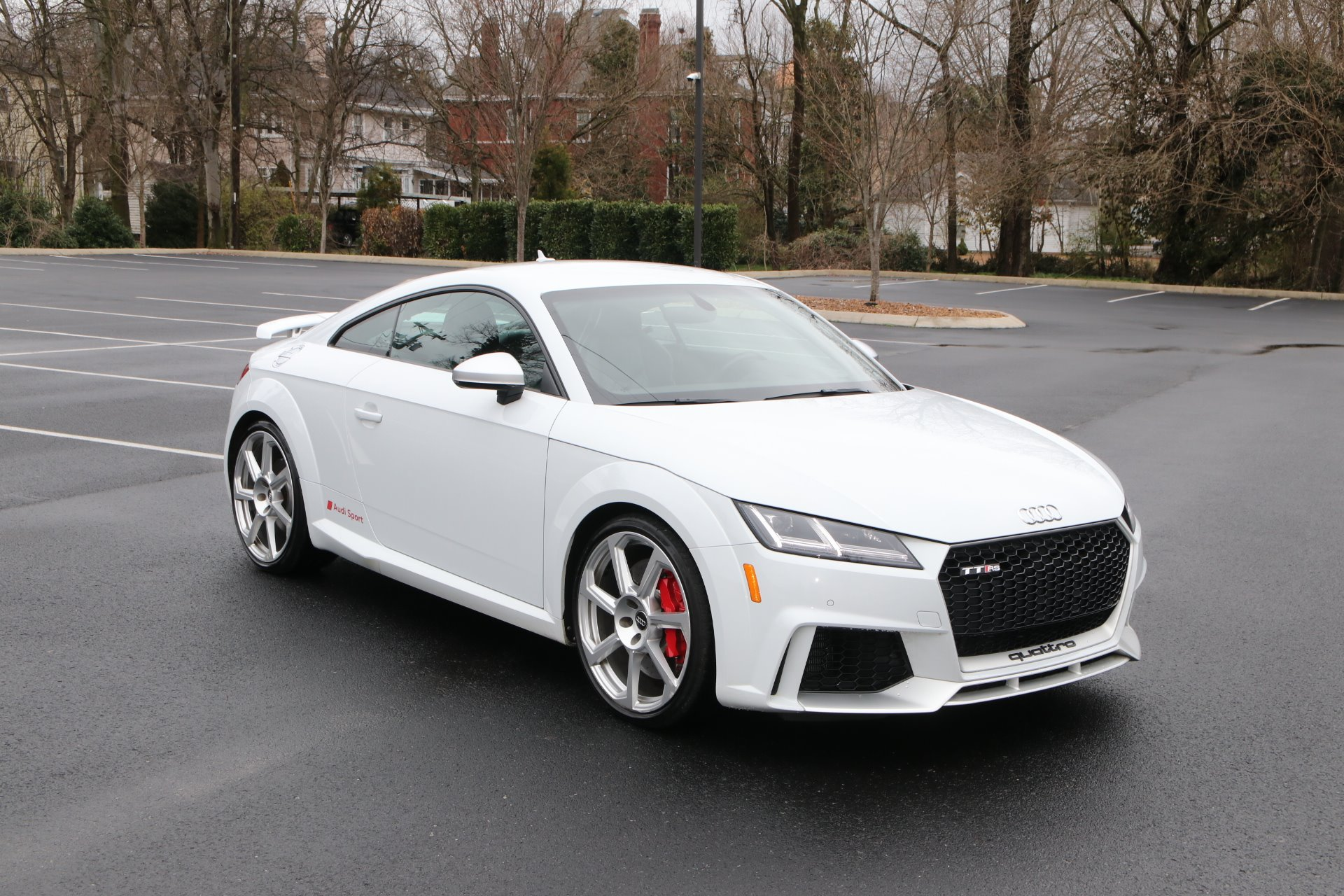 Used 2018 Audi TT RS Quattro S tronic W/NAV 2.5T quattro for sale Sold at Auto Collection in Murfreesboro TN 37130 1
