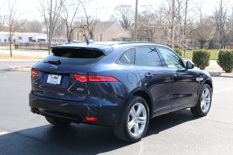 Used 2018 Jaguar F-PACE 20D R-Sport 20d R-Sport for sale Sold at Auto Collection in Murfreesboro TN 37130 3