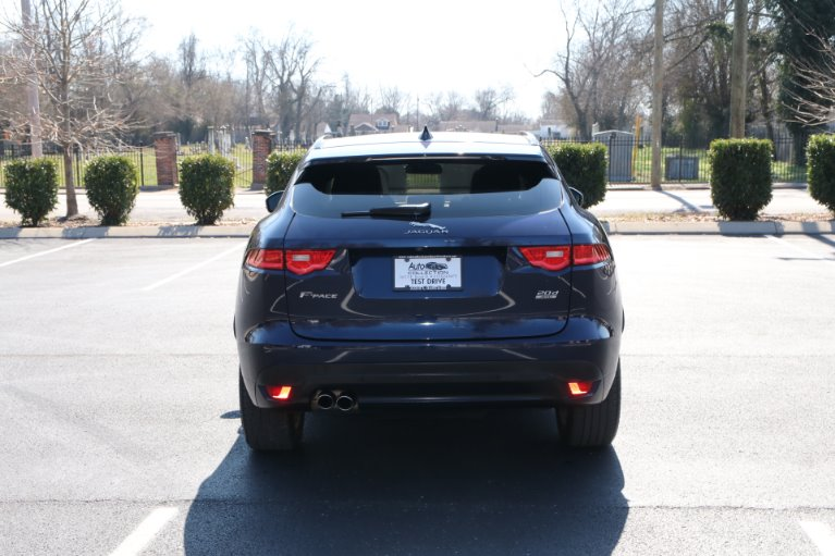 Used 2018 Jaguar F-PACE 20D R-Sport 20d R-Sport for sale Sold at Auto Collection in Murfreesboro TN 37130 6