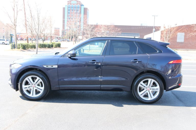 Used 2018 Jaguar F-PACE 20D R-Sport 20d R-Sport for sale Sold at Auto Collection in Murfreesboro TN 37130 7