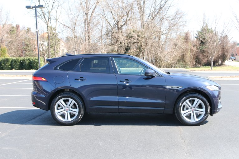 Used 2018 Jaguar F-PACE 20D R-Sport 20d R-Sport for sale Sold at Auto Collection in Murfreesboro TN 37130 8