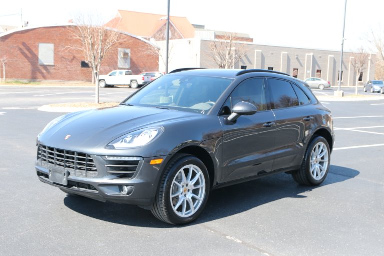 Used 2018 Porsche Macan Plus AWD for sale Sold at Auto Collection in Murfreesboro TN 37130 2