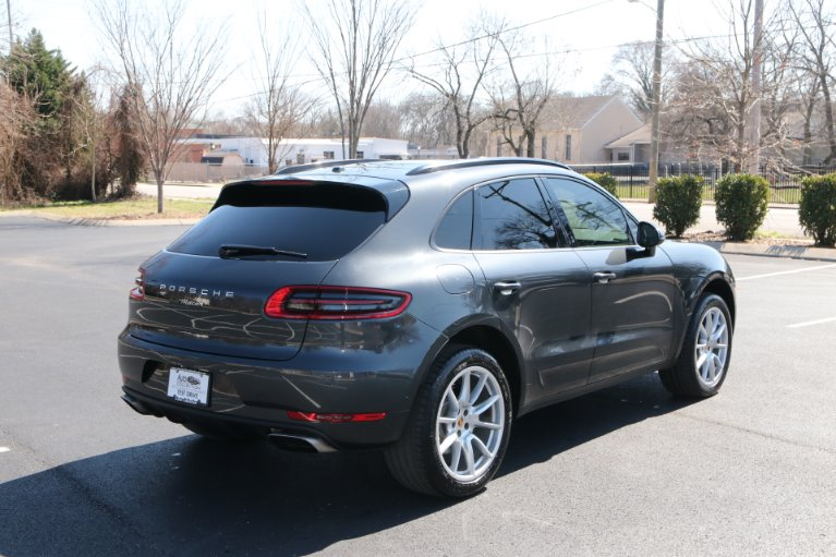 Used 2018 Porsche Macan Plus AWD for sale Sold at Auto Collection in Murfreesboro TN 37130 3