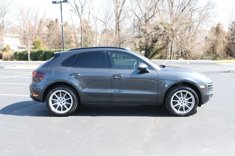 Used 2018 Porsche Macan Plus AWD for sale Sold at Auto Collection in Murfreesboro TN 37130 8