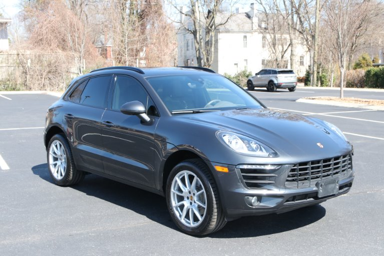 Used 2018 Porsche Macan Plus AWD for sale Sold at Auto Collection in Murfreesboro TN 37130 1