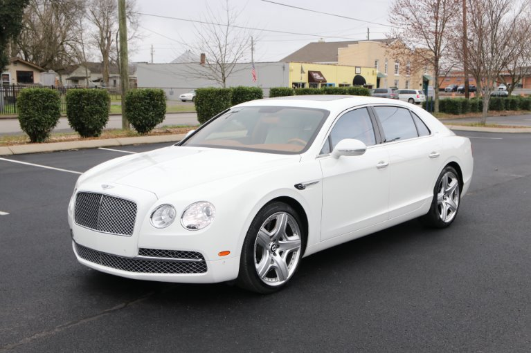 Used 2014 Bentley Flying Spur  V12 AWD for sale Sold at Auto Collection in Murfreesboro TN 37130 2