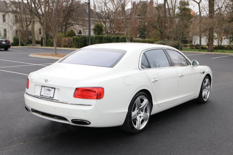 Used 2014 Bentley Flying Spur  V12 AWD for sale Sold at Auto Collection in Murfreesboro TN 37130 3