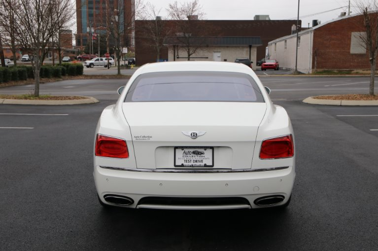 Used 2014 Bentley Flying Spur  V12 AWD for sale Sold at Auto Collection in Murfreesboro TN 37130 6