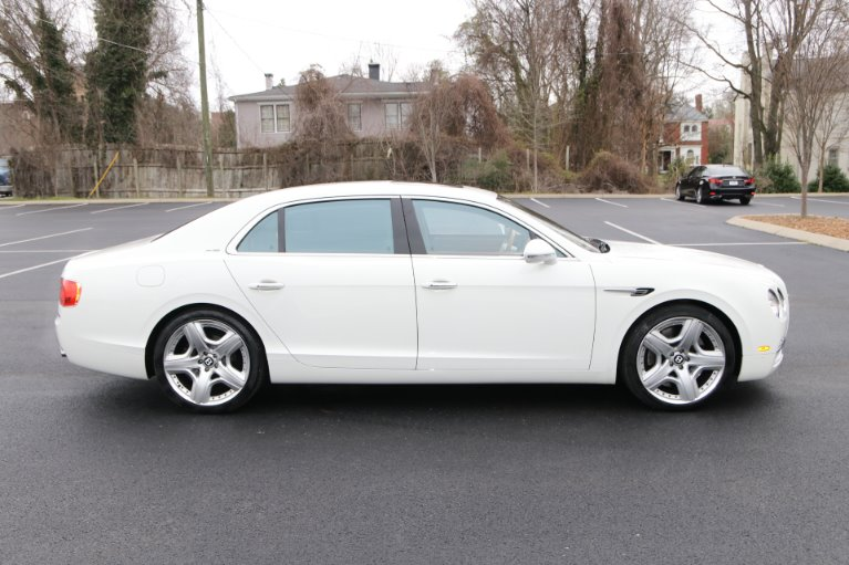 Used 2014 Bentley Flying Spur  V12 AWD for sale Sold at Auto Collection in Murfreesboro TN 37130 8