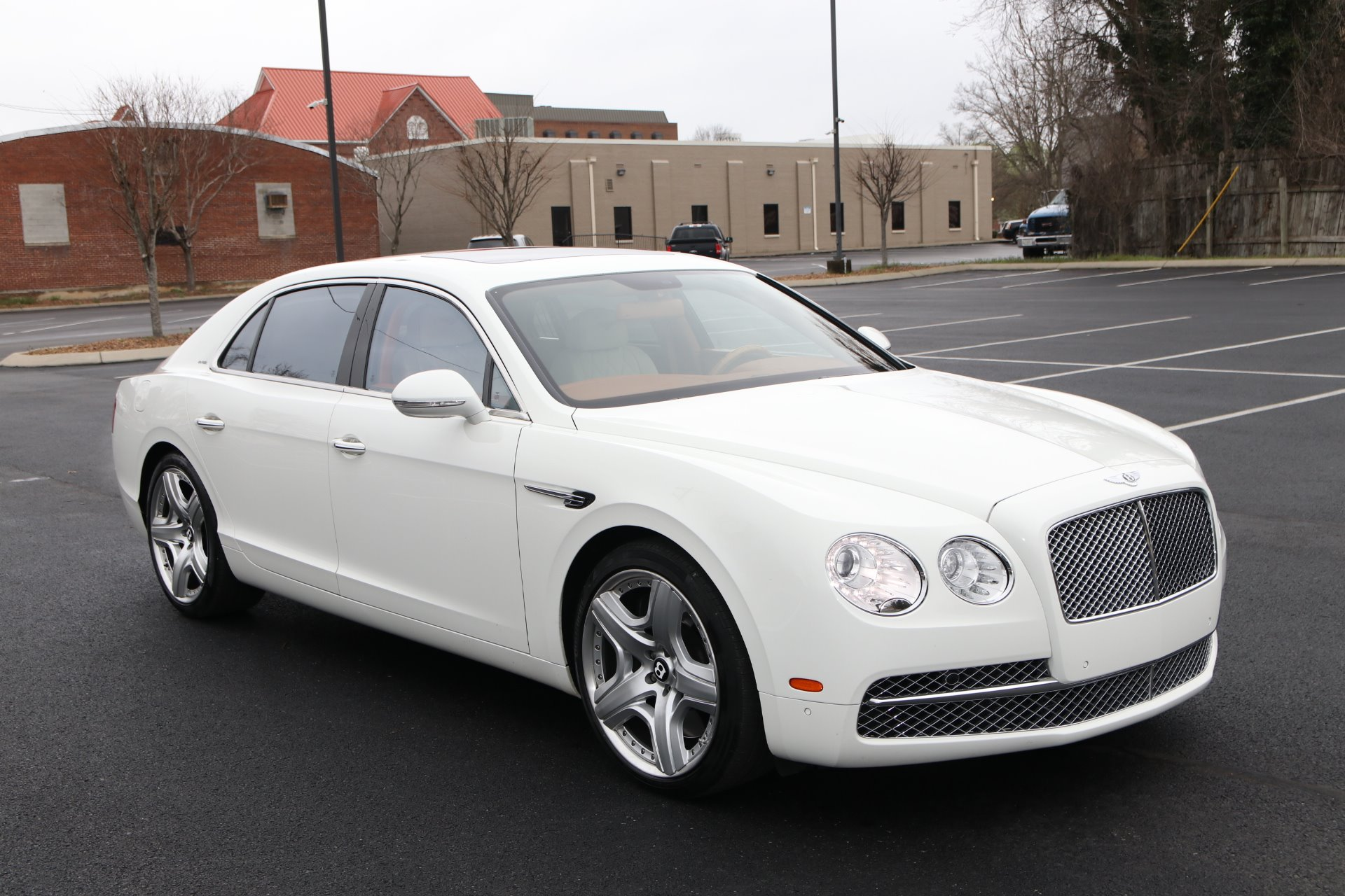 Used 2014 Bentley Flying Spur  V12 AWD for sale Sold at Auto Collection in Murfreesboro TN 37130 1