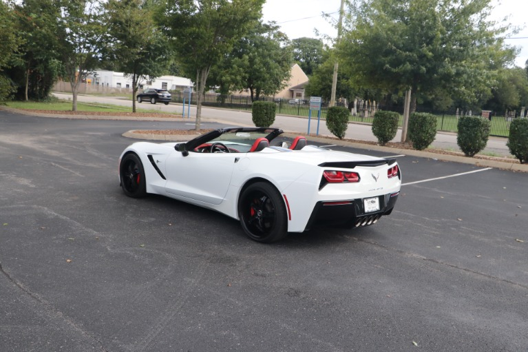 Used 2014 Chevrolet Corvette STINGRAY Z51 3LT CONVERTIBLE PERFORMANCE EXHAUST W/NAV for sale Sold at Auto Collection in Murfreesboro TN 37130 4