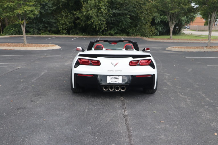 Used 2014 Chevrolet Corvette STINGRAY Z51 3LT CONVERTIBLE PERFORMANCE EXHAUST W/NAV for sale Sold at Auto Collection in Murfreesboro TN 37130 6