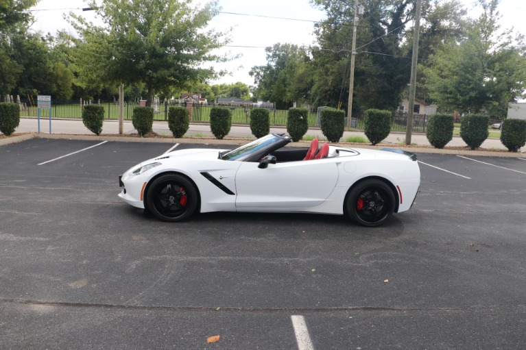 Used 2014 Chevrolet Corvette STINGRAY Z51 3LT CONVERTIBLE PERFORMANCE EXHAUST W/NAV for sale Sold at Auto Collection in Murfreesboro TN 37130 7