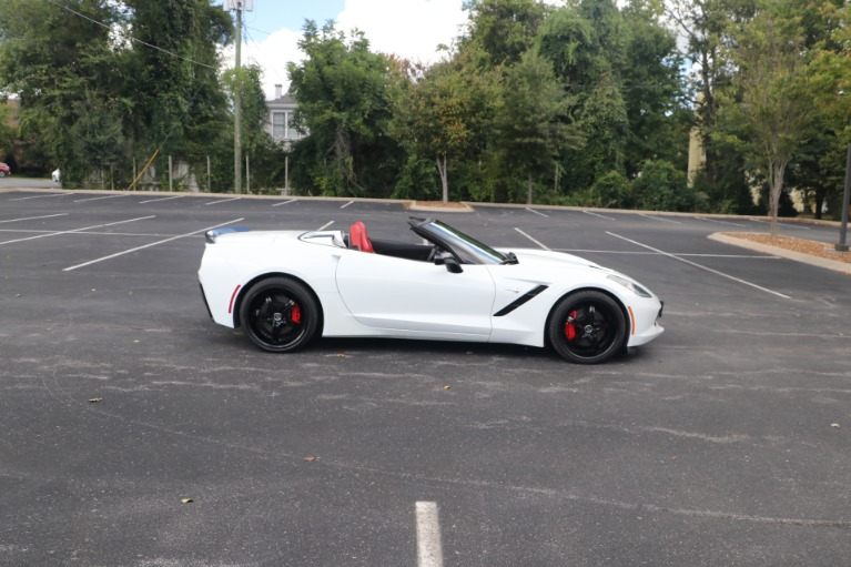Used 2014 Chevrolet Corvette STINGRAY Z51 3LT CONVERTIBLE PERFORMANCE EXHAUST W/NAV for sale Sold at Auto Collection in Murfreesboro TN 37130 8