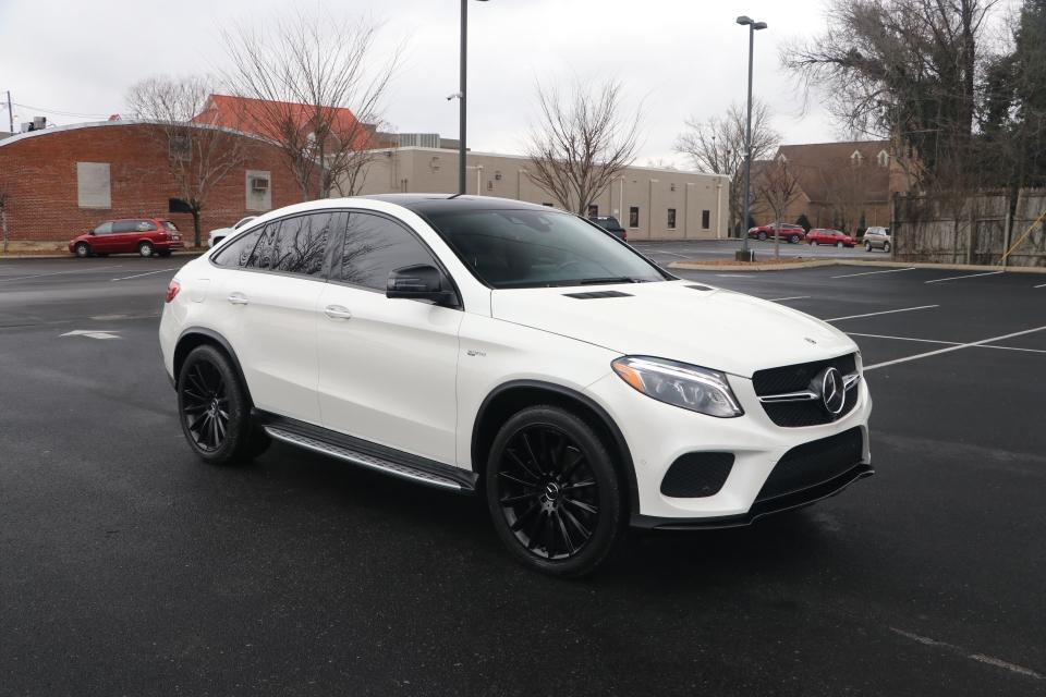 Used 2019 Mercedes-Benz GLE 43 AMG 4MATIC PREMIUM COUPE W/NAV GLE400 4MATIC for sale $65,950 at Auto Collection in Murfreesboro TN 37130 1