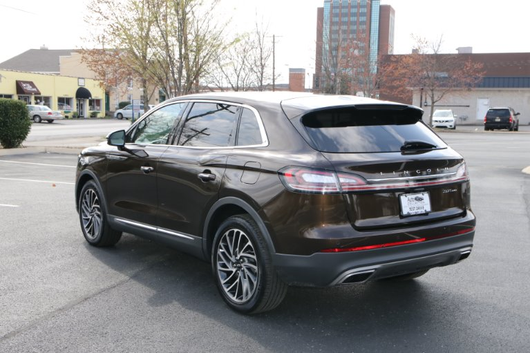 Used 2019 Lincoln Nautilus Reserve AWD W/NAV for sale Sold at Auto Collection in Murfreesboro TN 37130 4