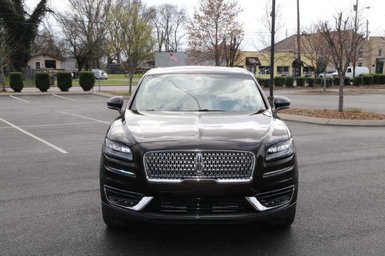 Used 2019 Lincoln Nautilus Reserve AWD W/NAV for sale Sold at Auto Collection in Murfreesboro TN 37130 5