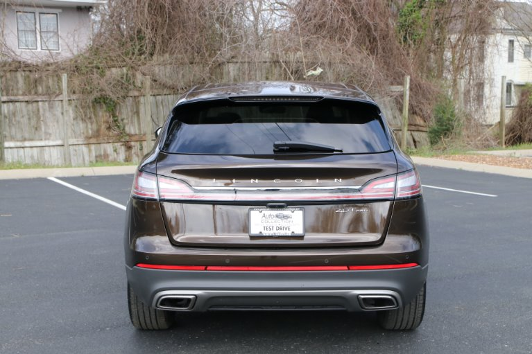 Used 2019 Lincoln Nautilus Reserve AWD W/NAV for sale Sold at Auto Collection in Murfreesboro TN 37130 6