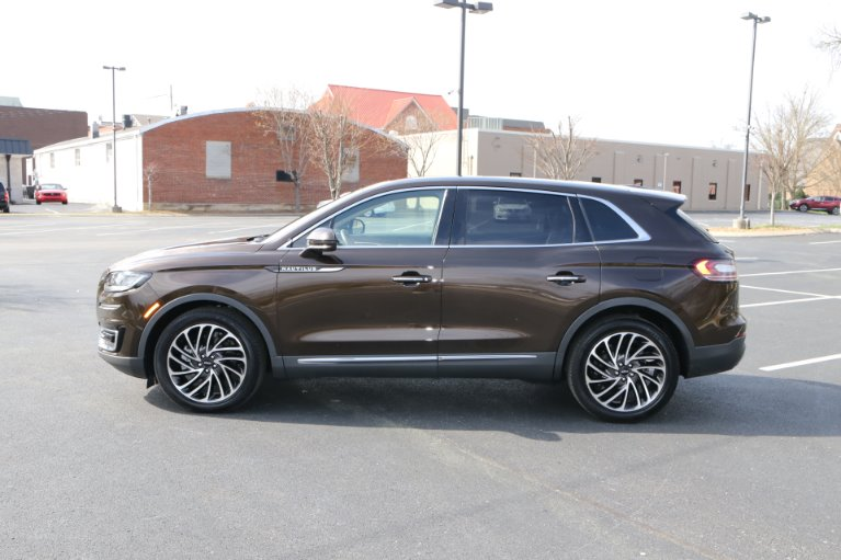 Used 2019 Lincoln Nautilus Reserve AWD W/NAV for sale Sold at Auto Collection in Murfreesboro TN 37130 7
