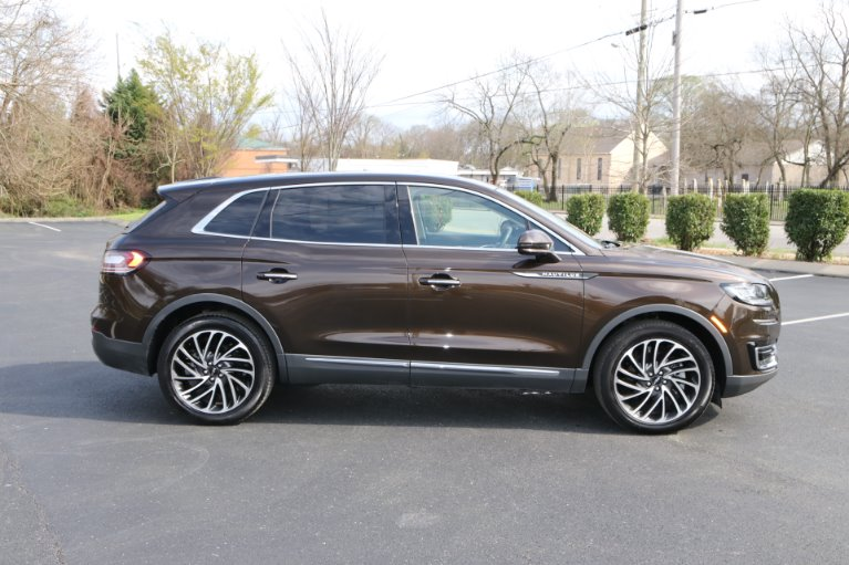Used 2019 Lincoln Nautilus Reserve AWD W/NAV for sale Sold at Auto Collection in Murfreesboro TN 37130 8