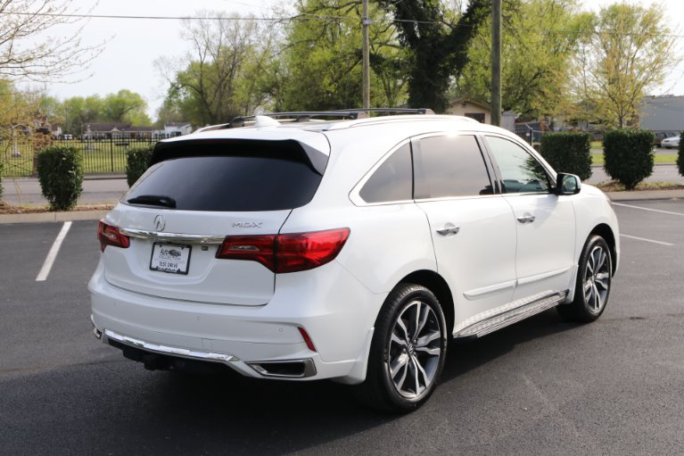 Used 2019 Acura MDX FWD W/Advance/Entertainment Pkg w/Advance w/RES for sale Sold at Auto Collection in Murfreesboro TN 37130 3