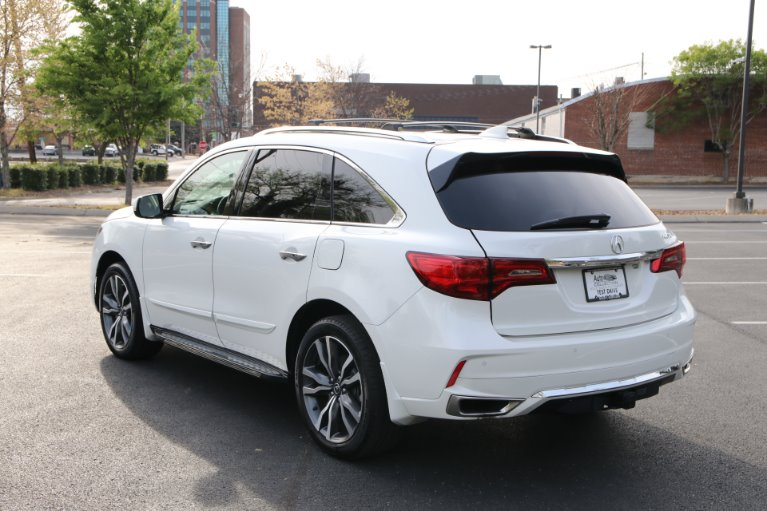 Used 2019 Acura MDX FWD W/Advance/Entertainment Pkg w/Advance w/RES for sale Sold at Auto Collection in Murfreesboro TN 37130 4
